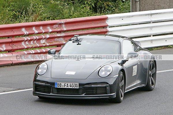 Η Porsche 911 Sport Classic είναι ξανά εδώ!