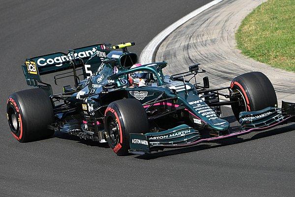 Αποκλείστηκε από τα αποτελέσματα του Ουγγρικού GP o Sebastian Vettel