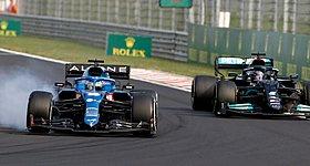 Alonso: Ο Hamilton πάντα παραπονιέται
