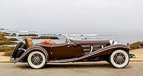 Το πιο πολυτελές γερμανικό αυτοκίνητο της δεκαετίας του 1930