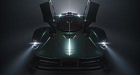 Έτοιμη η Aston Martin Valkyrie Roadster