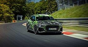 Ρεκόρ του νέου Audi RS3 Sedan στο Nurburgring (Video)