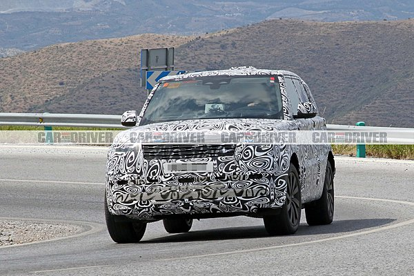 Το ηλεκτρισμένο Range Rover PHEV σε πρώτη προβολή!