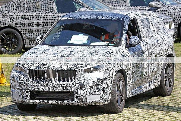 Συνεχίζεται η εξέλιξη της επόμενης BMW X1!