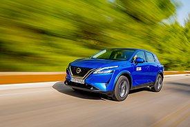 Δοκιμάζουμε στην Ελλάδα το νέο Nissan Qashqai Hybrid 1.3T 140PS (video)