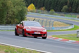 Tesla Model S Plaid: Με ρεκόρ στο Nurburgring! (video)