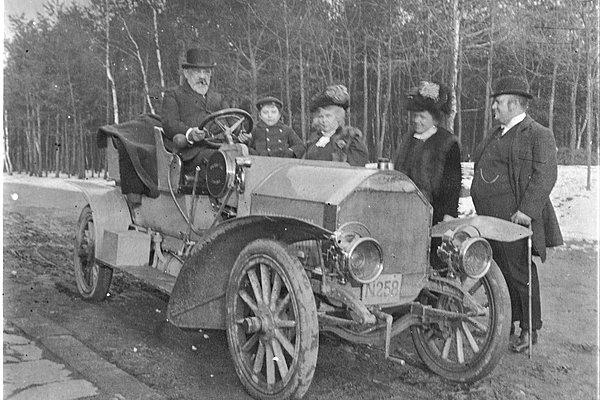 Ένα ηλεκτροκίνητο Skoda 113 ετών!