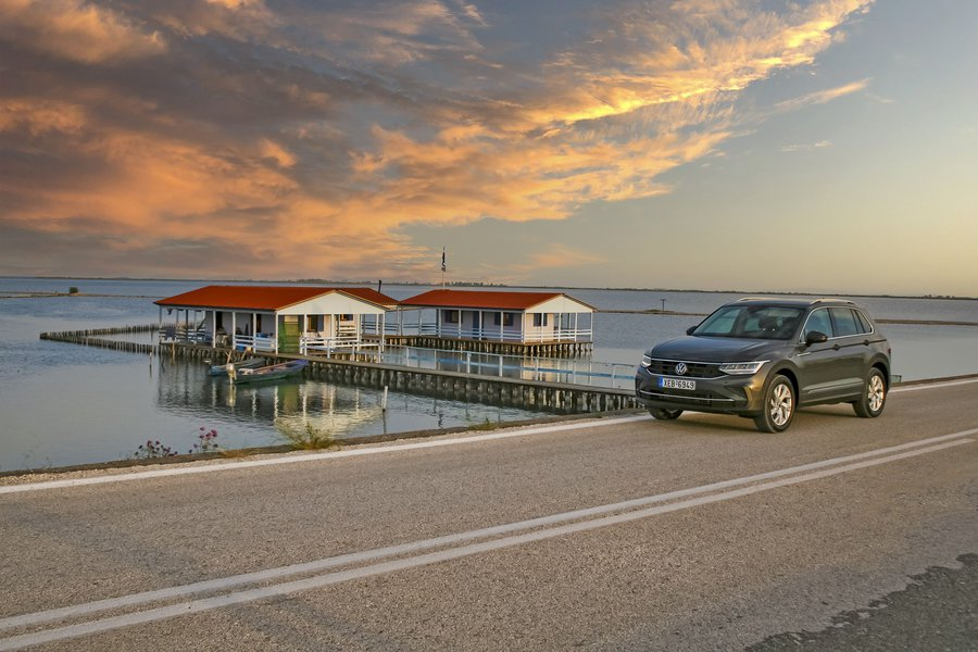 Ταξιδεύουμε στο Μεσολόγγι με Volkswagen Tiguan 2.0 TDI 150 PS 4MOTION DSG
