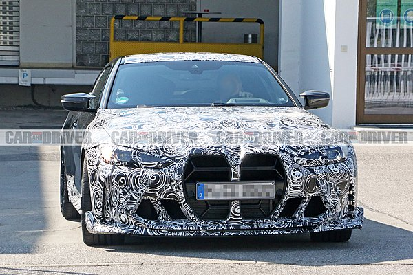 Η BMW M4 CSL είναι στα σκαριά!