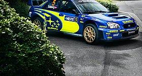 Το Subaru WRX STI του Peter Solberg βγήκε στο σφυρί!