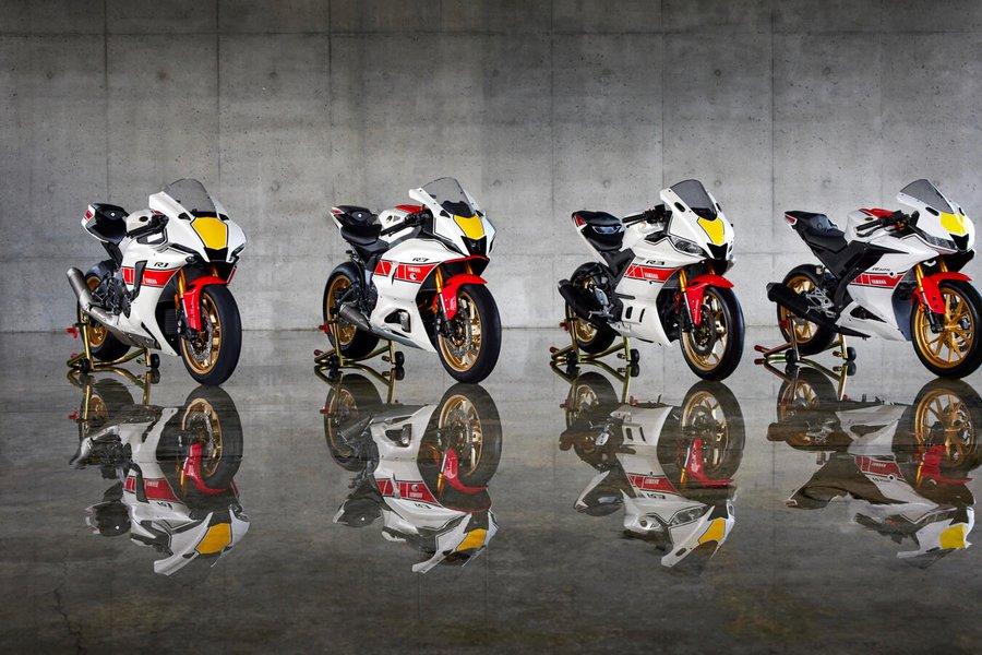 H Yamaha γιορτάζει 60 χρόνια στα GP με επετειακή σειρά R