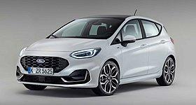 Επίσημο: Αυτό είναι το ανανεωμένο Ford Fiesta και Fiesta ST (Video)