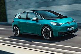 Η Volkswagen θα προσπεράσει την Tesla ως η κορυφαία εταιρεία στα ηλεκτροκίνητα