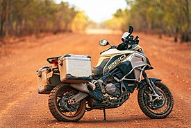 Ducati Multistrada 1260 Enduro Travel Edition με δώρα αξίας 3.500€!