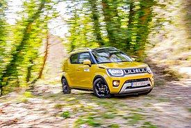 Δοκιμάζουμε το Suzuki Ignis 1.2 Hybrid GL 4WD