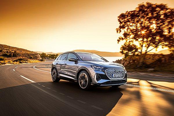 Audi Q4 e-tron: To 100% ηλεκτρικό SUV της νέας εποχής!