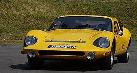 Ένα sports car από την Ανατολική Γερμανία!