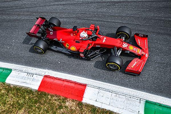 Με τον αναβαθμισμένο κινητήρα της Ferrari o Leclerc στη Ρωσία