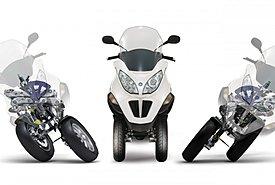 Peugeot Motorcycles: Kαταδικάστηκε για αντιγραφή πατέντας του Piaggio MP3