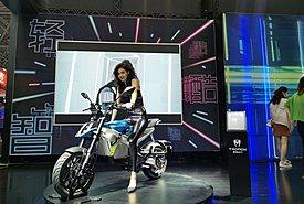Tromox Ukko 2022: Νέα ηλεκτρική μοτοσυκλέτα από την Κίνα