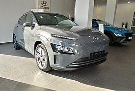 Στις εκθέσεις της Hyundai Hellas το νέο Kona Electric - Πόσο κοστίζει (photos)