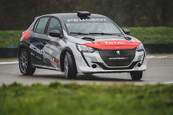 Peugeot 208 Rally4: σημείο αναφοράς στην κατηγορία των δικίνητων αγωνιστικών!