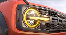 Το Ford Bronco Raptor του 2022 (Video)