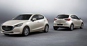 Νέο Mazda 2: Με πολλές βελτιώσεις και πιο premium χαρακτήρα