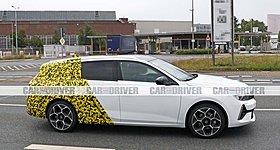 Το νέο Opel Astra Sports Tourer αποκαλύπτεται