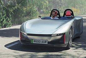 Aura: Ένα διθέσιο, ηλεκτρικό σπορ αυτοκίνητο!
