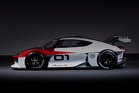Η Porsche 718 θα γίνει ηλεκτρική το 2025