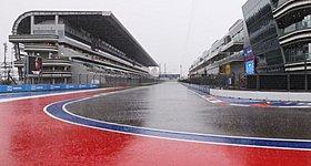 Ακυρώθηκε το FP3 του Ρωσικού GP λόγω καταρρακτώδους βροχής
