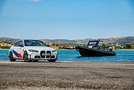 Special Drive: Δοκιμάζουμε BMW M3 Competition και Ribco Venom 44. Πύραυλοι εδάφους-επιφανείας!