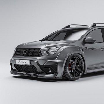 Αυτό είναι το «τρελό» bodykit του Dacia Duster!