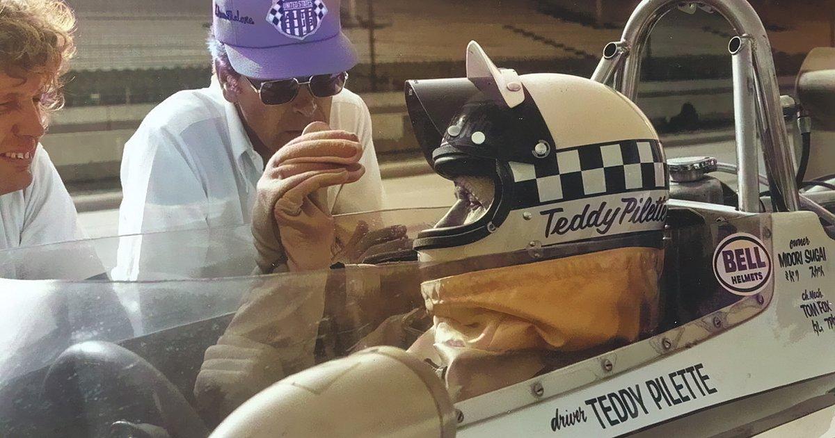 Teddy Pilette