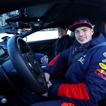 Formula 1: Like father, like son!