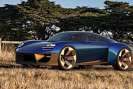 Πώς θα μπορούσε να είναι μία ηλεκτρική Porsche 911;
