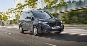Η Nissan αποκαλύπτει το ολοκαίνουργιο επαγγελματικό van Townstar (Video)