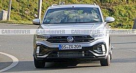 Volkswagen T-Roc Facelift: Αυτές είναι οι αλλαγές στην ανανεωμένη έκδοση