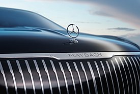 Έρχεται νέο ηλεκτρικό project από τη Mercedes-Maybach την 1η Δεκεμβρίου