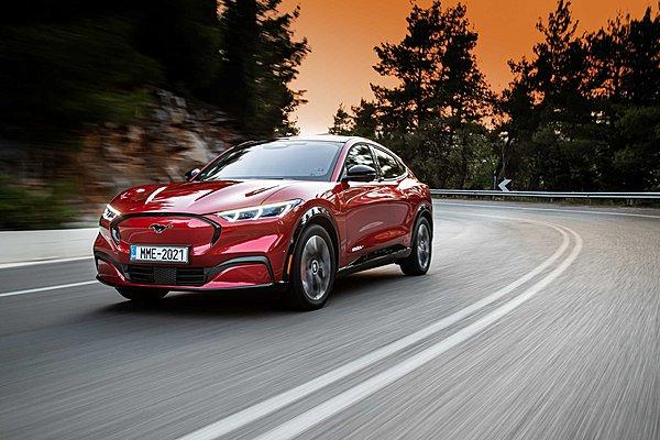 Mustang Mach-E: Αποκτήσετε τη τώρα με εγγυημένη τιμή και επιτόκιο 1,99%!