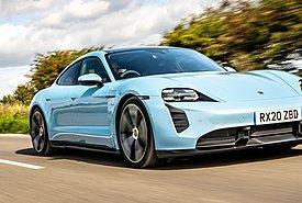Η Porsche Taycan προσπέρασε σε πωλήσεις την 911, την Panamera και την Cayman