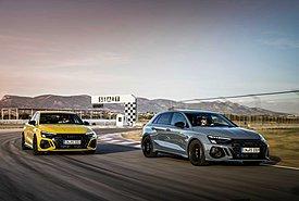 Οδηγούμε στην πίστα των Μεγάρων και σε δρόμο τα νέα Audi RS3 Sportback και Sedan