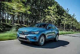 Οδηγούμε το νέο Volvo C40 Recharge στο Βέλγιο